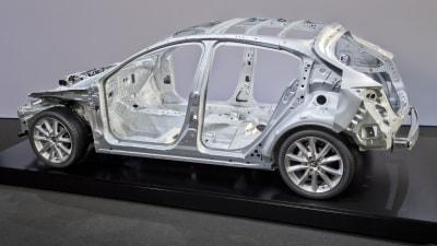 Mazda eyeing supercar tech