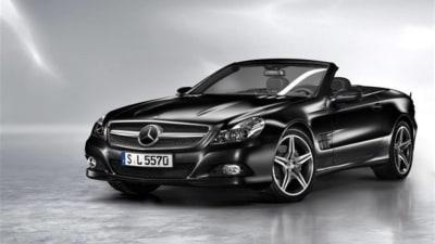 Mercedes-Benz SL350 Night Edition Announced For Australia
