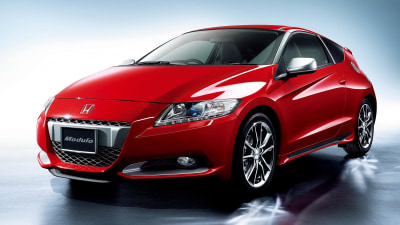 2011 Honda CR-Z Achieves Five-Star Euro NCAP Crash Safety Rating