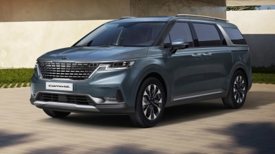 2021 Kia Carnival prices revealed