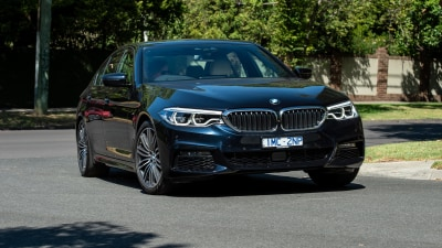 2019 BMW 530i sedan review