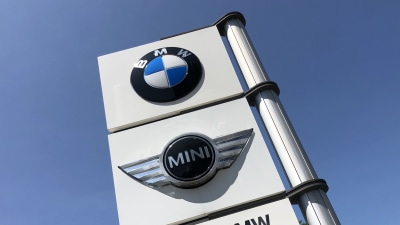 BMW tech reveals how Big Brother can message drivers in an emergency