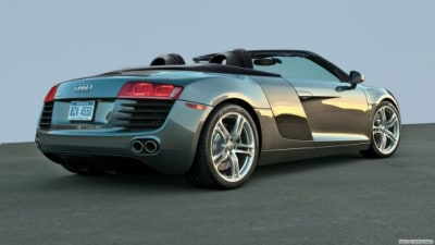 Audi R8 Spyder Convertible Confirmed For 2011?