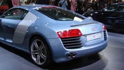 Audi at the Australian International Motor Show