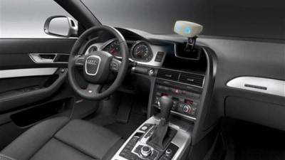 Audi AIDA, The Friendly Dash-Mounted Robot
