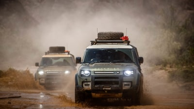 New Land Rover Defender: Australian launch set for August
