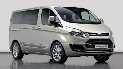 Ford Tourneo People-mover Concept Previews New Transit Family