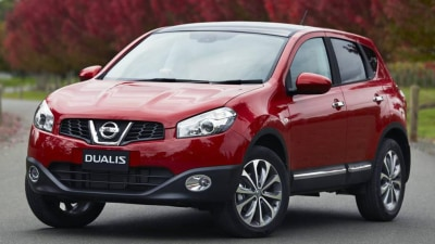 2010 Nissan Dualis Series II Launched In Australia