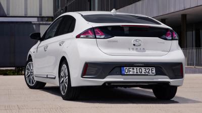 2020 Hyundai Ioniq pricing and specs