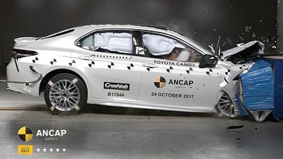 Self-braking tests set for Sydney