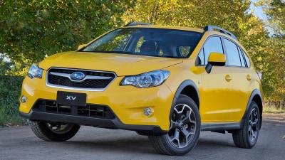 Subaru XV: 2015 'Sunshine Yellow' Special On Sale In Australia