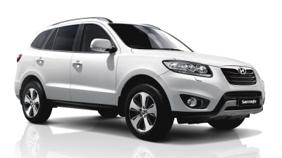 2012 Hyundai Santa Fe On Sale In Australia