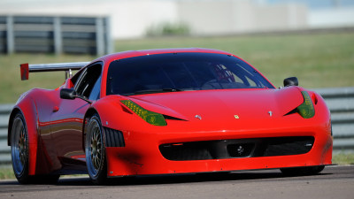 Ferrari 458 Italian Grand Am To Race In North American Series
