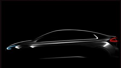 Hyundai Confirms Ioniq With Choice Of Three Electric Powertrains