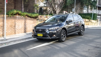 2019 Subaru XV 2.0i-S review