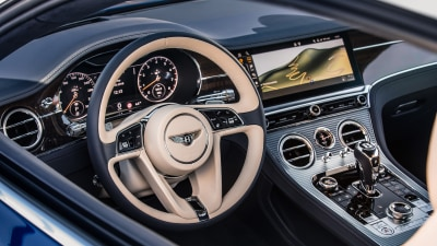 In detail: Bentley's new Continental GT