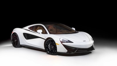 Perfect For Summer – McLaren's Variable Roof 570GT MSO For Pebble Beach