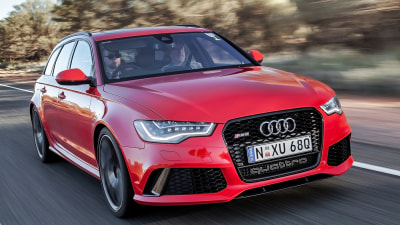 2014 Audi RS6 Avant Review: The Power And The Glory