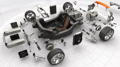 2011 McLaren MP4-12C Turned Inside-Out: Video