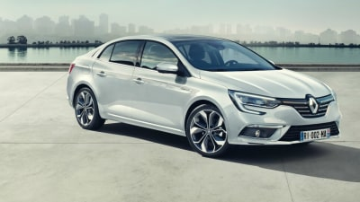 2017 Renault Megane Sedan Officially Unveiled - Coming To Australia Next Year