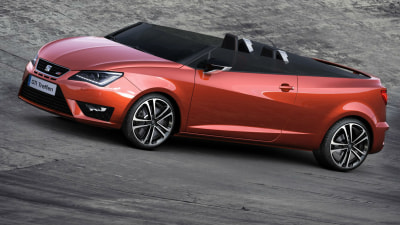 Seat Ibiza Cupra Heading To 2014 Wörthersee Treffen, Minus The Roof
