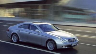 2008 Mercedes-Benz CLS-Class update