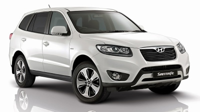 Hyundai Australia Hits The Santa Fe Trail With New Limited Edition SUV