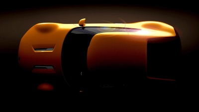 Kia GT4 Stinger Teased Ahead Of Detroit