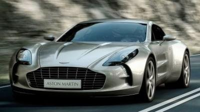 Aston Martin One-77 Officially Revealed At Geneva