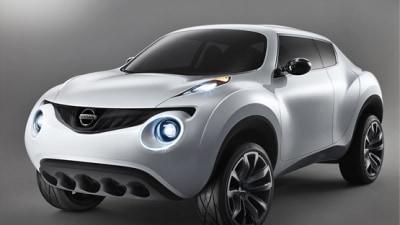 2011 Nissan Qazana To Mark New Design Direction For Nissan Brand