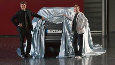 Borgward Teases Comeback SUV Ahead Of Frankfurt Unveiling