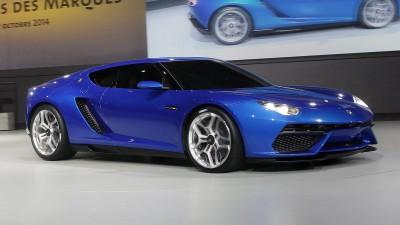 Lamborghini Asterion Revealed: 679kW Hybrid Powerhouse Emerges