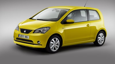 Seat Mii Takes Volkswagen Up Formula To Spain