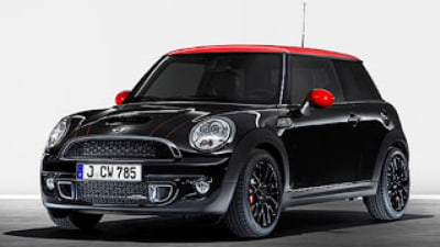 The Mini with the works