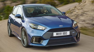 Ford Focus RS: 257kW Hero Confirmed For Goodwood Debut - Video