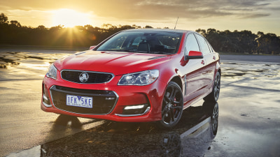 Holden's Last Commodore Isn't All-Australian