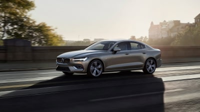 2019 Volvo S60 T5 international review