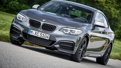2018 BMW 2 Series - Price And Features For Updated Coupe And Convertible