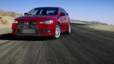2008 Lancer Evo X more pictures