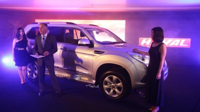 Haval Arrives In Aus - Chinese Automaker Now In Country With H2, H8 and H9