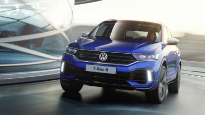 New Volkswagen T-Roc R revealed