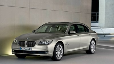 2009 BMW 7 Series Officially Revealed