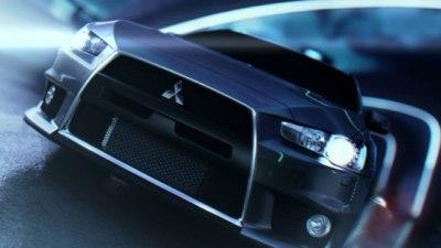 Mitsubishi Australia Launches New Lancer Evolution Bladerunner-Inspired TV Commercial