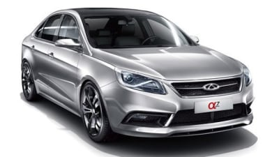 Chery Alpha 7 And Beta 5 Concepts To Go On Show In Shanghai