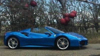 Ferrari 488 Spider new car review