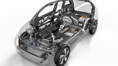 BMW i3 To Get New Longer-Range Battery Pack - Report