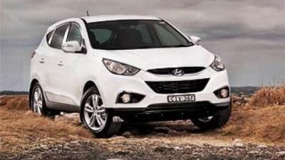 Car Pool: Hyundai ix35 SE diesel