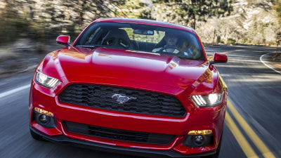 2015 Ford Mustang Not As Heavy As Rumoured
