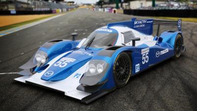 Mazda To Produce Skyactiv Diesel Race Engine For Le Mans