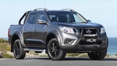 2017 Nissan Navara N-Sport Black Edition quick spin review